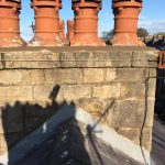 Skelton's best chimney repair service
