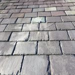 slate tiling in Burnhop Field