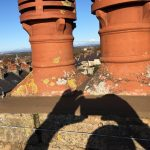 chimney repair service in Sacriston