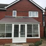 conservatory roofing in Willington