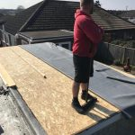 rubber roofing Bishop Auckland