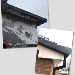 soffits and fascias and dry verge Peterlee