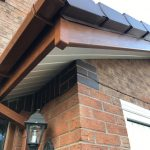 guttering Annfield Plain
