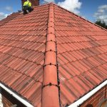 W.H Home Improvements tile roofs