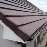 roofing tile service in Burnhop Field