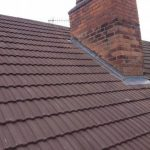 Easington Colliery roof tiling