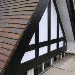 traditional roof Leadgate