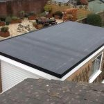 flat roof services in Sacriston