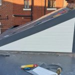 Whitley Bay flat roof installations