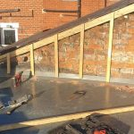 flat roof renovations Easington Colliery