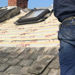 Leadgate roof repairs